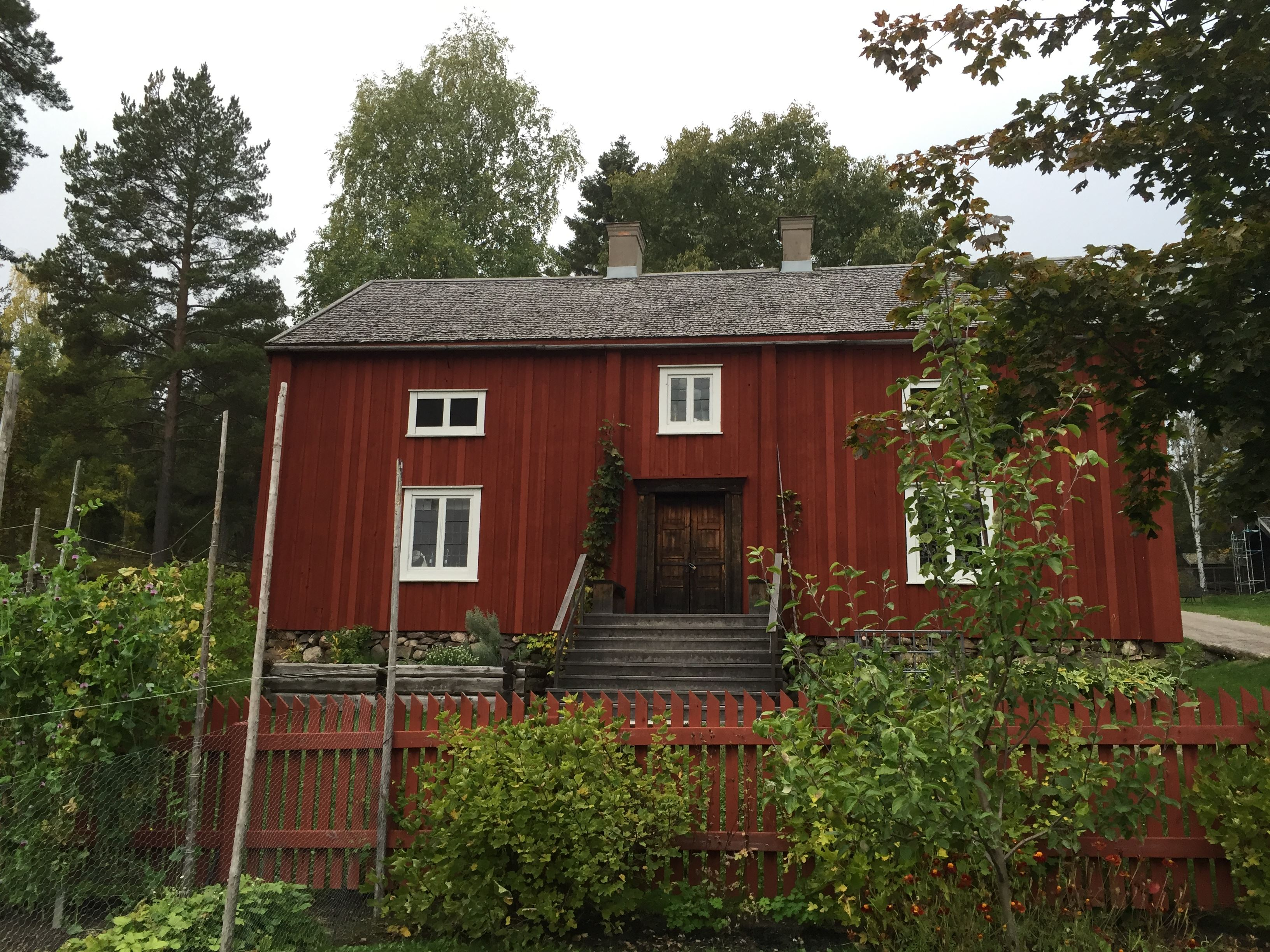 Ammi Lenander,  © Sundsvalls museum, Gökotta på Norra Berget