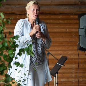 Marianne Lindgren, Fjällbrygd - Musik och berättarafton
