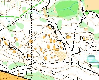 Training Map Borgsmo (MTBO)