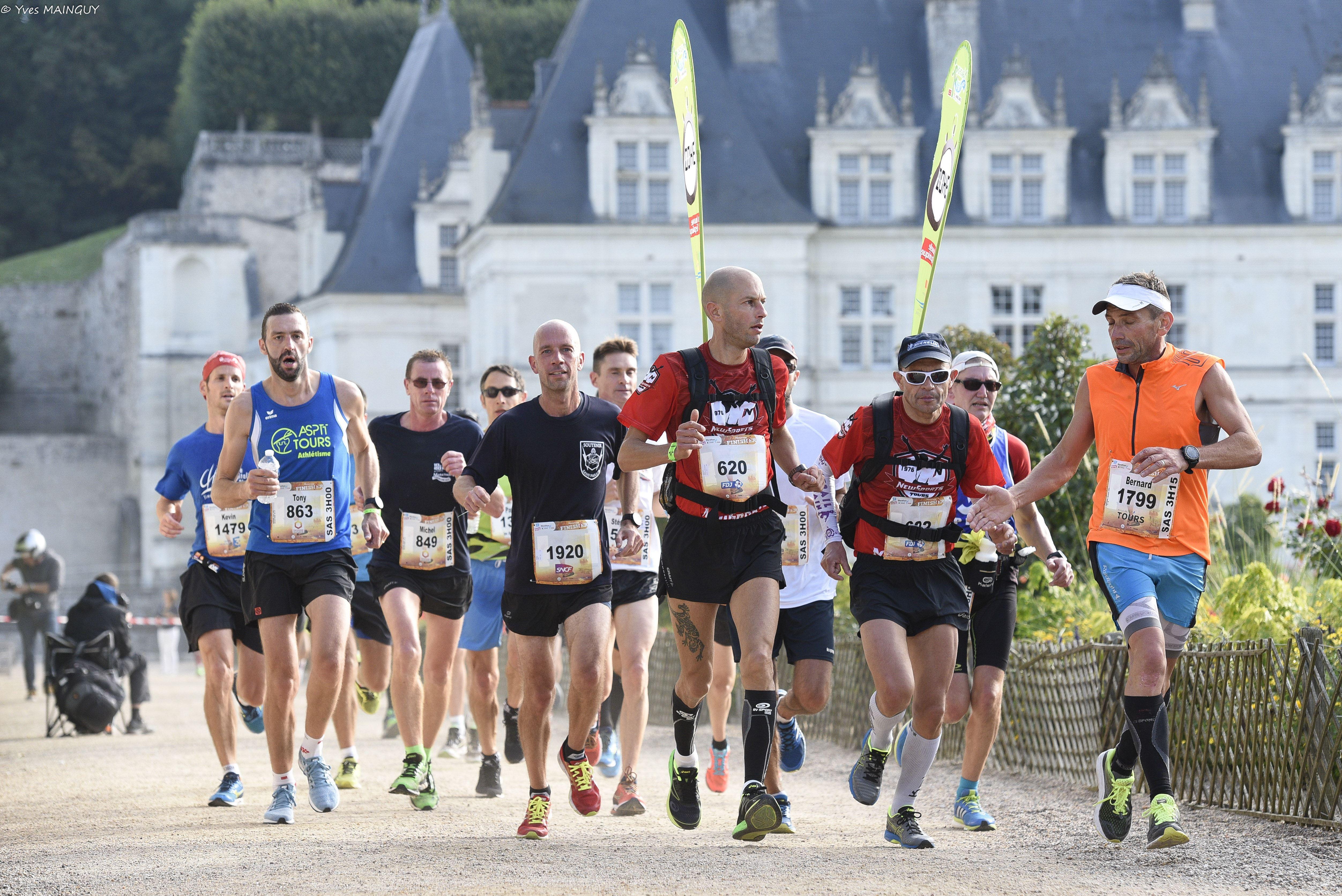 Accompagnateurs marathon
