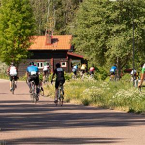 Siljan Runt på cykel INSTÄLLT