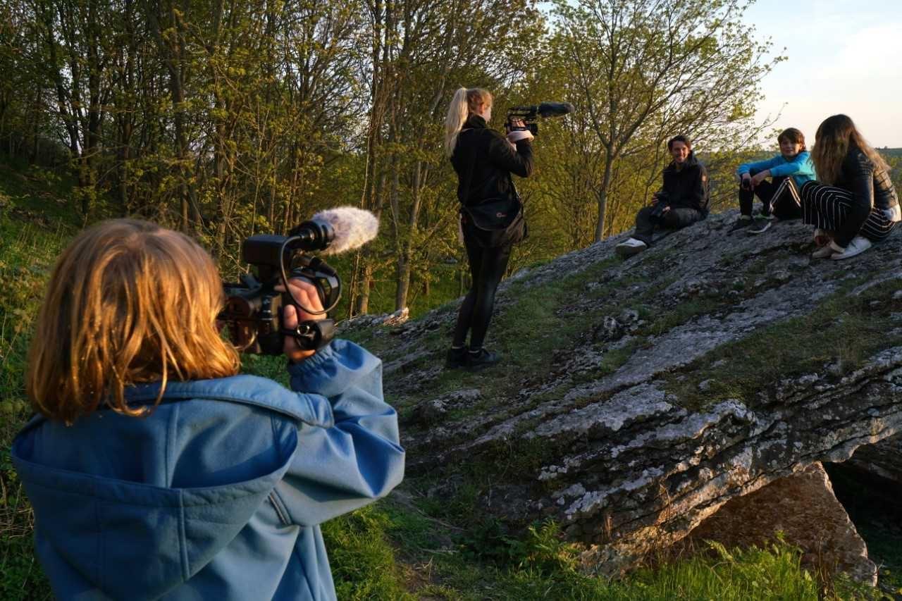 Naturfilmhelg för unga