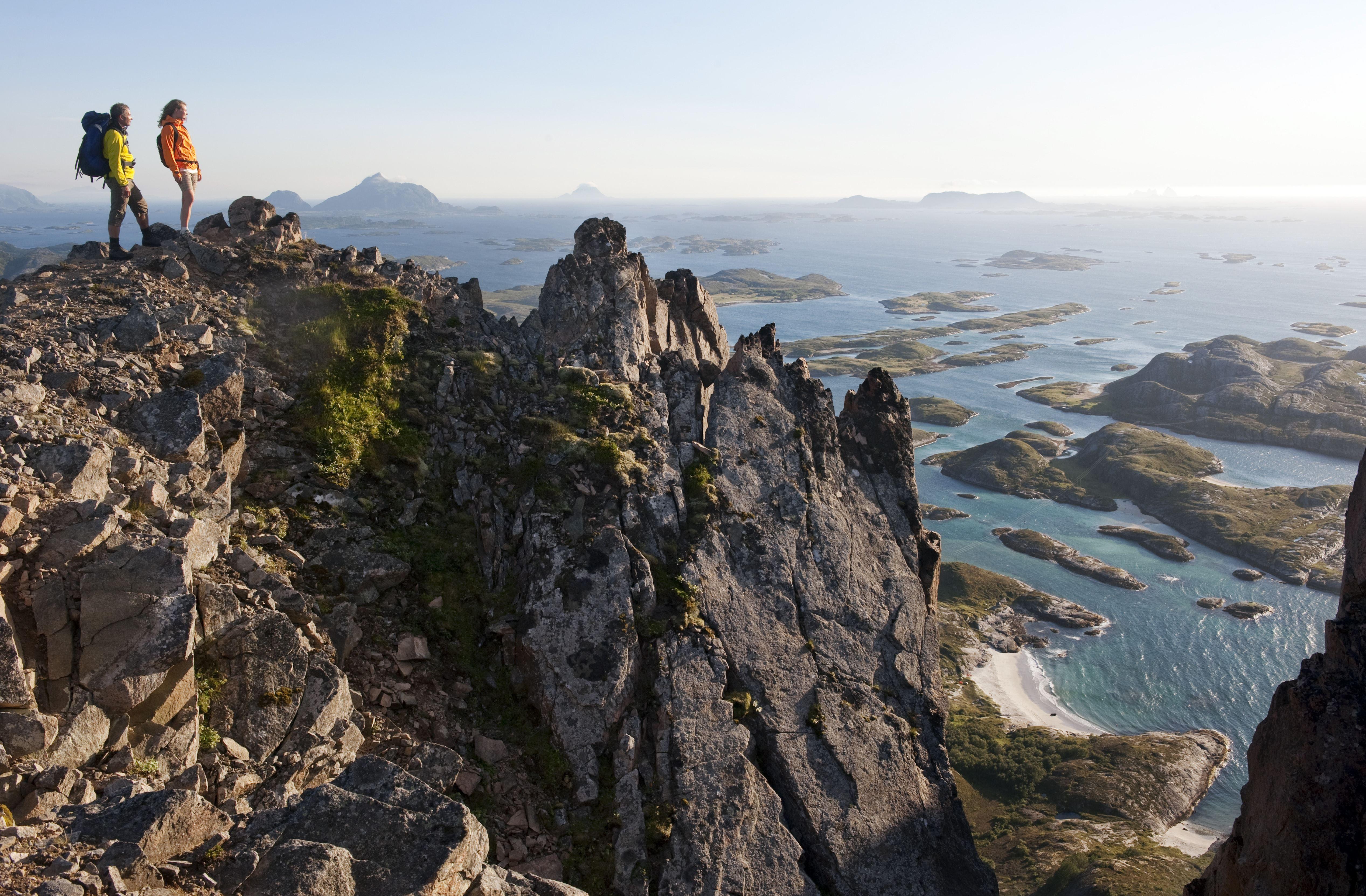 Terje Rakke/Visit Helgeland, Island Hopping in Northern Norway
