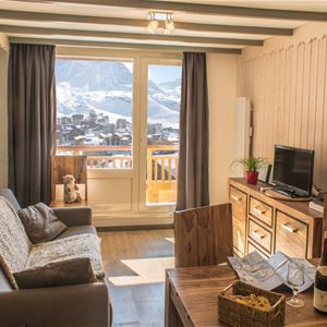 LAC BLANC 505 / APARTMENT 3 ROOMS 6 PERSONS - 4 GOLD SNOWFLAKES - VTI