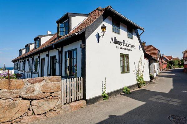 Allinge Badehotel Byskrivergaarden