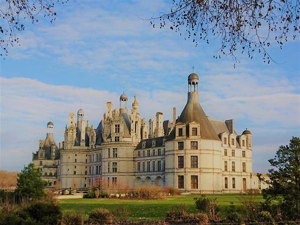 Parc & Château de Chambord