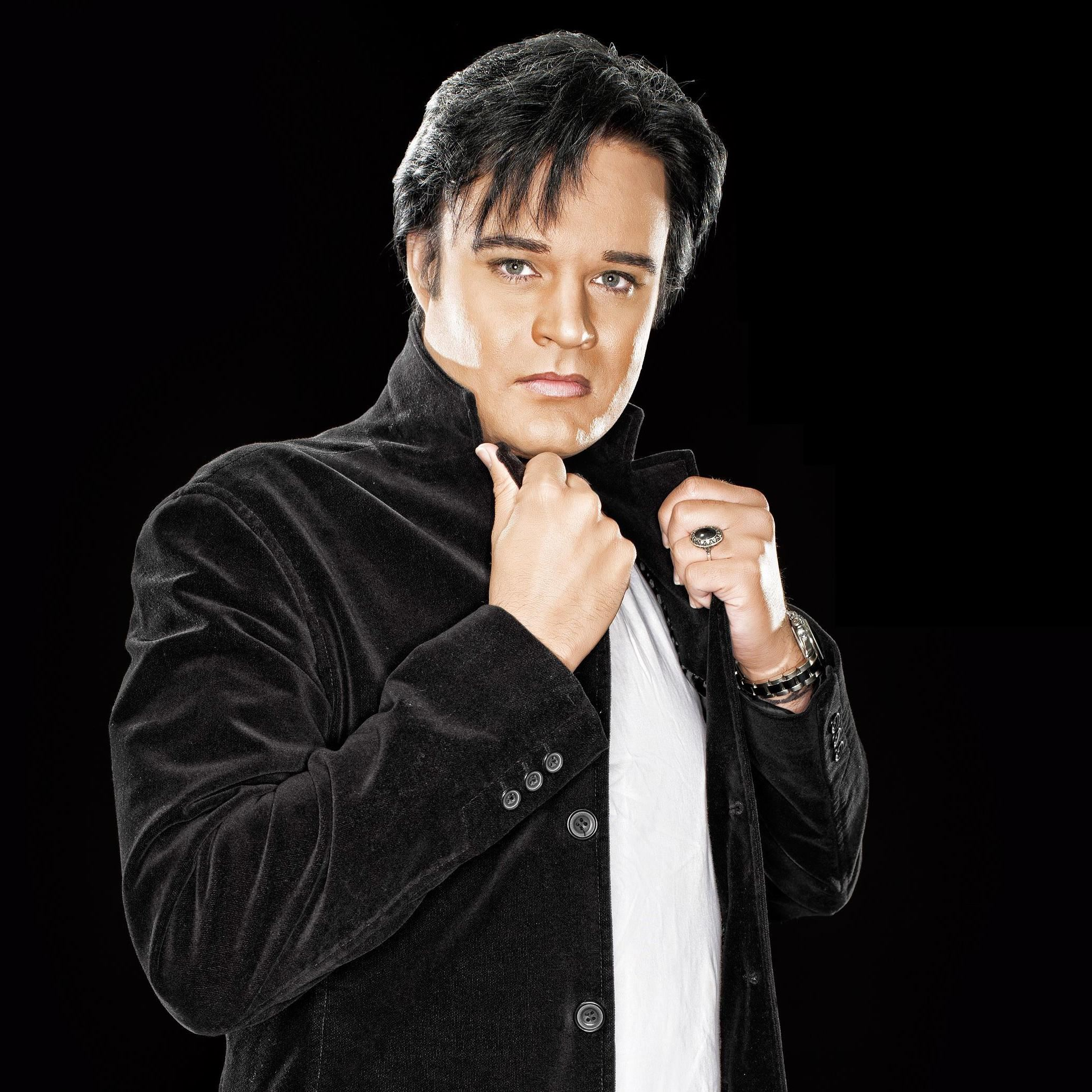 Elviskonsert med Henrik Åberg