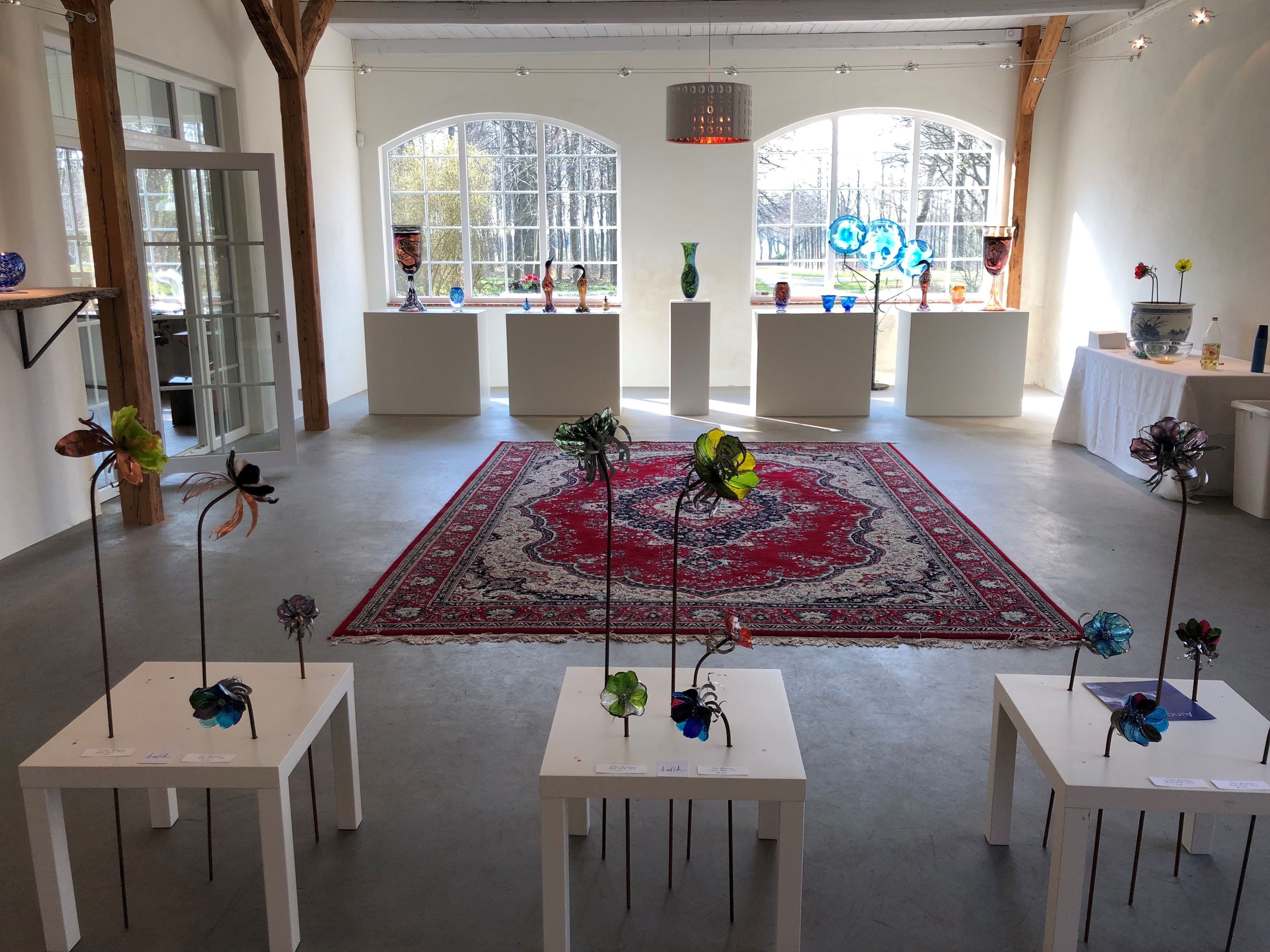 Art Exhibition - Astrid Gate Ateljé