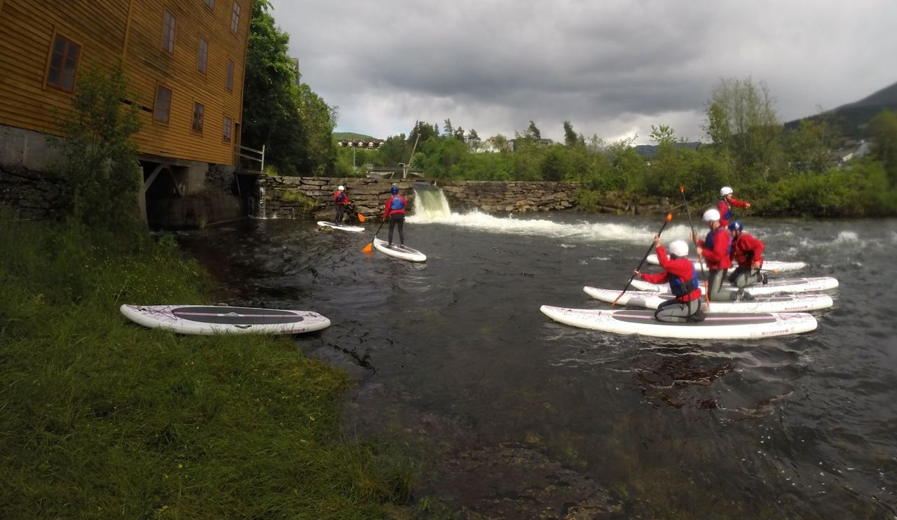 © Outdoor Norway, SUP River Tour