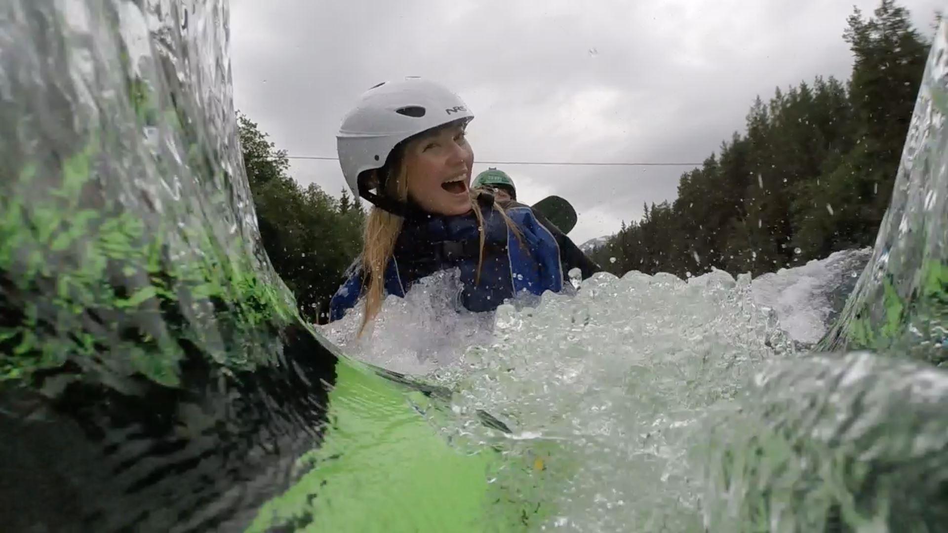 © Outdoor Norway, River Tandem Kayaking