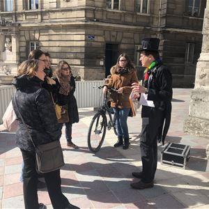 Rouen est magique (visite et magie)