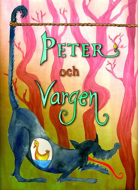 Family performance: Peter and the Wolf