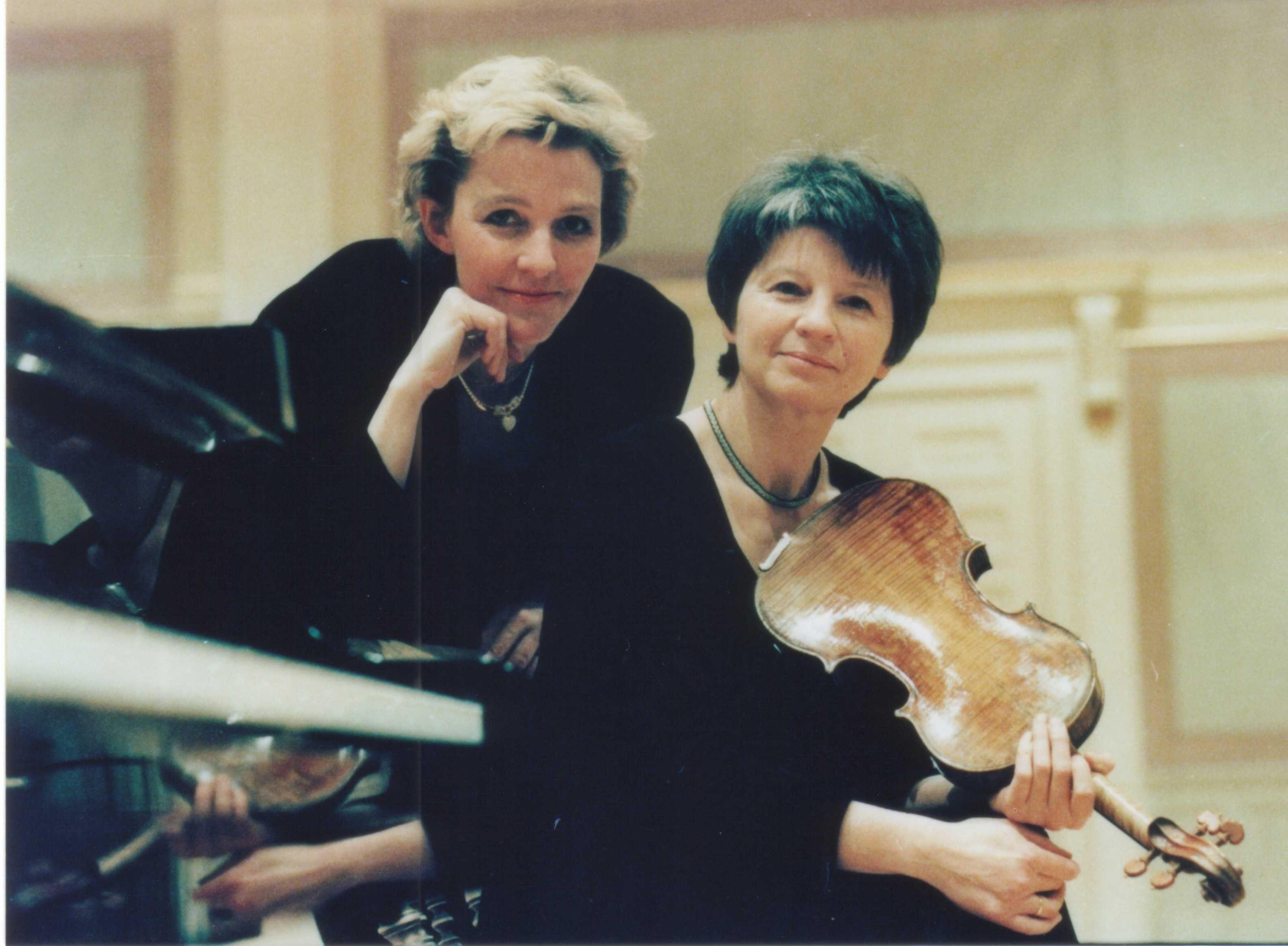 Concert: Wieska Szymczynska and Bénédicta Haid