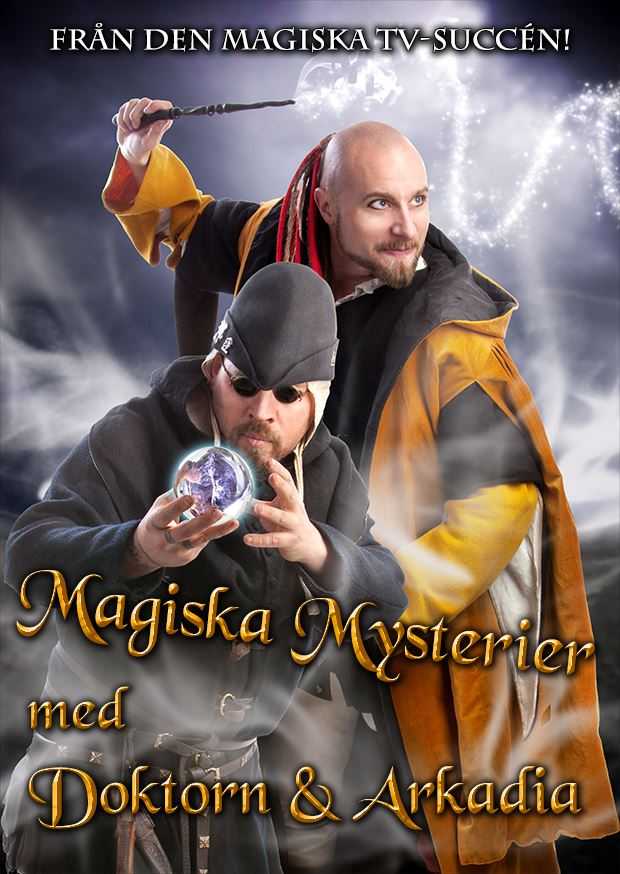 Magic Mysteries with Doctor & Arkadia