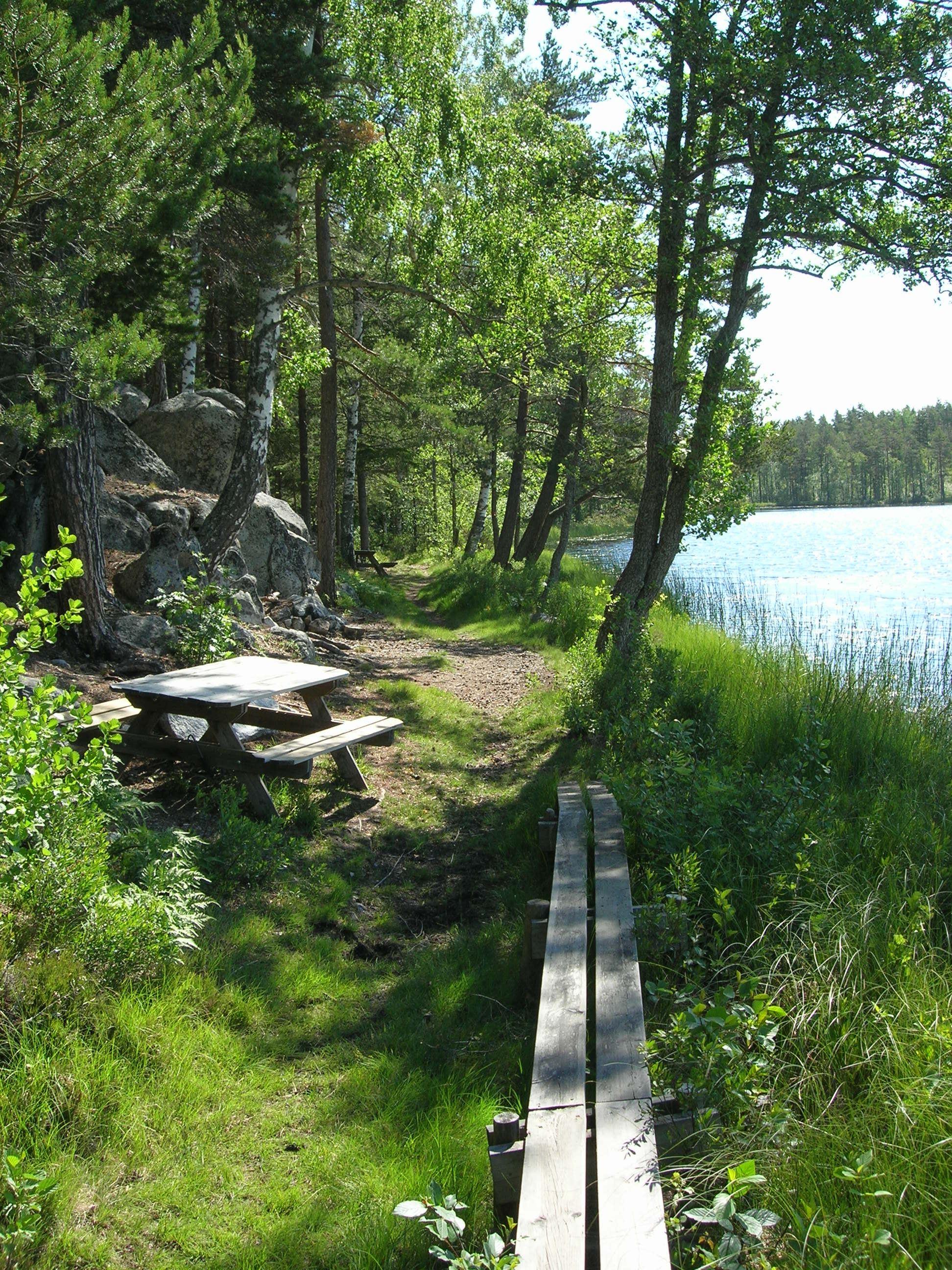 Mostigen Hiking Trail