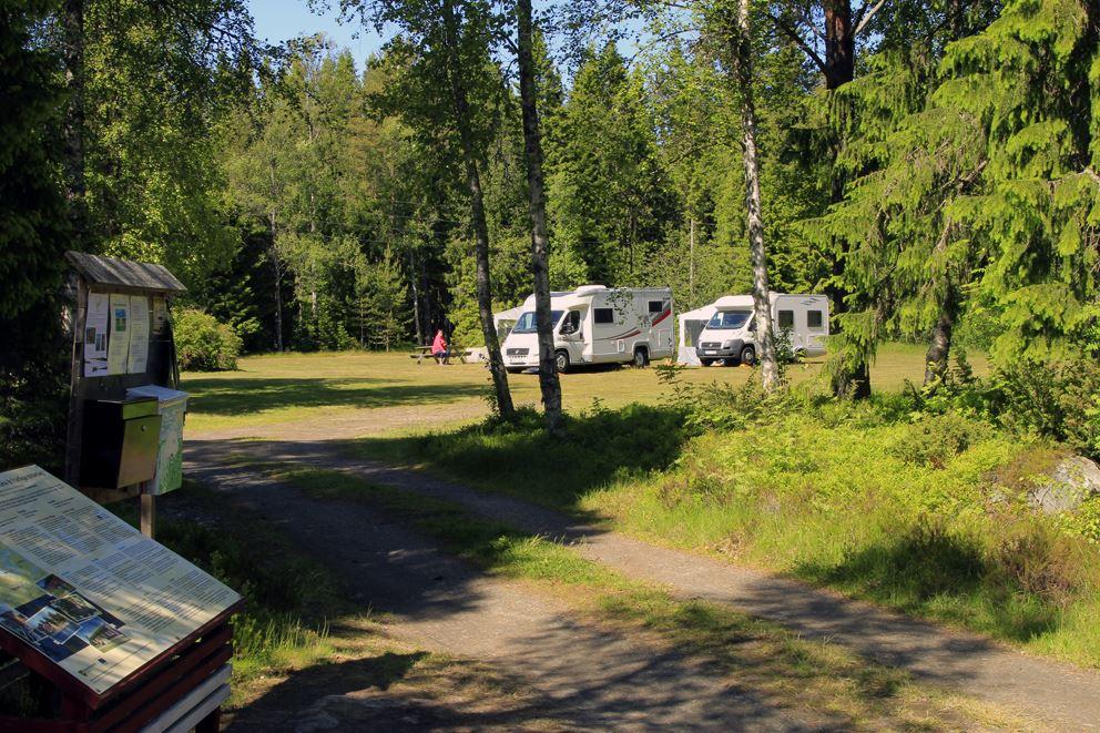 Storsands Camping, Ratan