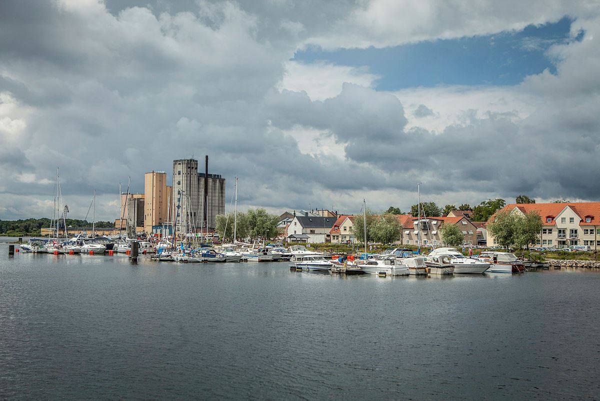 Sjöfartsstaden och dess kaptensvillor