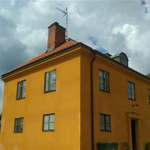 Hantverkargårdens vandrarhem hemester Hälsingland Ljusdal