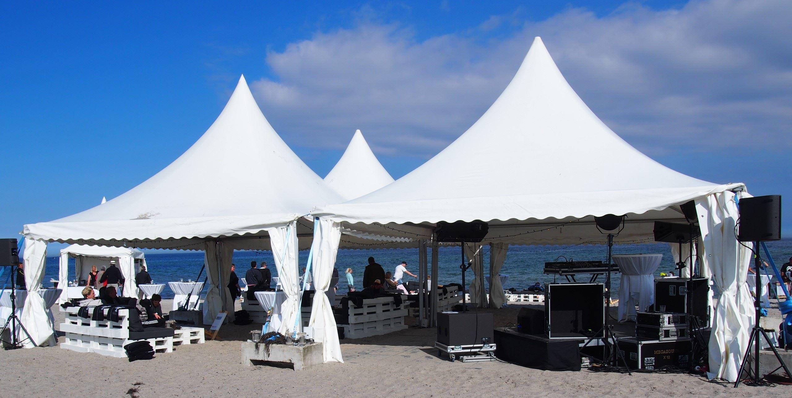 Marielyst Strandklub party 2019