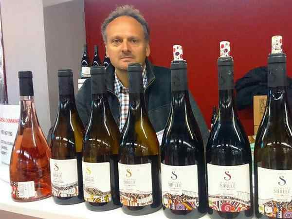 Dégustation de vins - Domaine Sibille