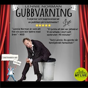Lennie Norman - Gubbvarning