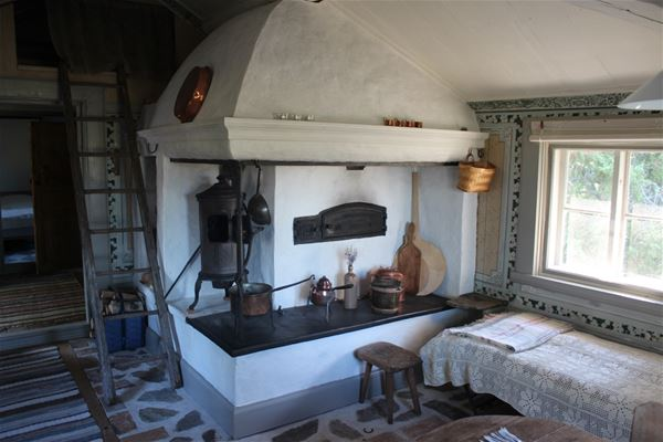B&B in 1700's style