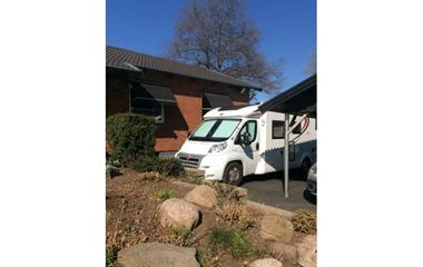 Brämhult - Husbil med 2 sovplatser.  Mobile home with 2 beds - 6317
