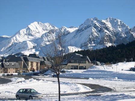 VLG002 - Maison sur pied des pistes de la station du Val Louron