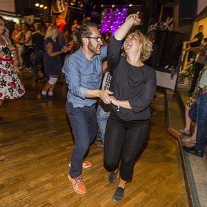 Svenska dansbandsveckan i Malung