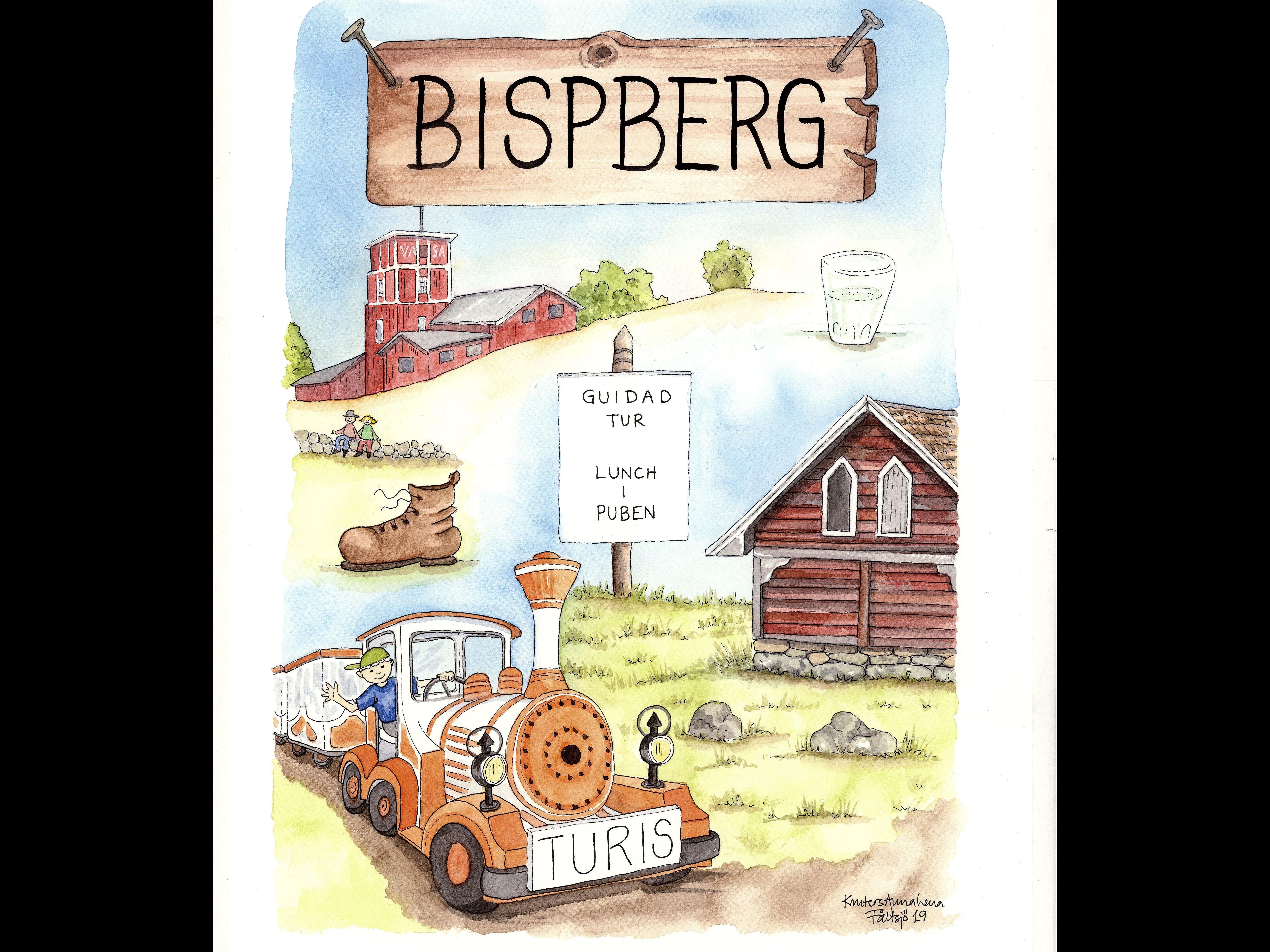 TURiS - Guidad tur till Bispberg