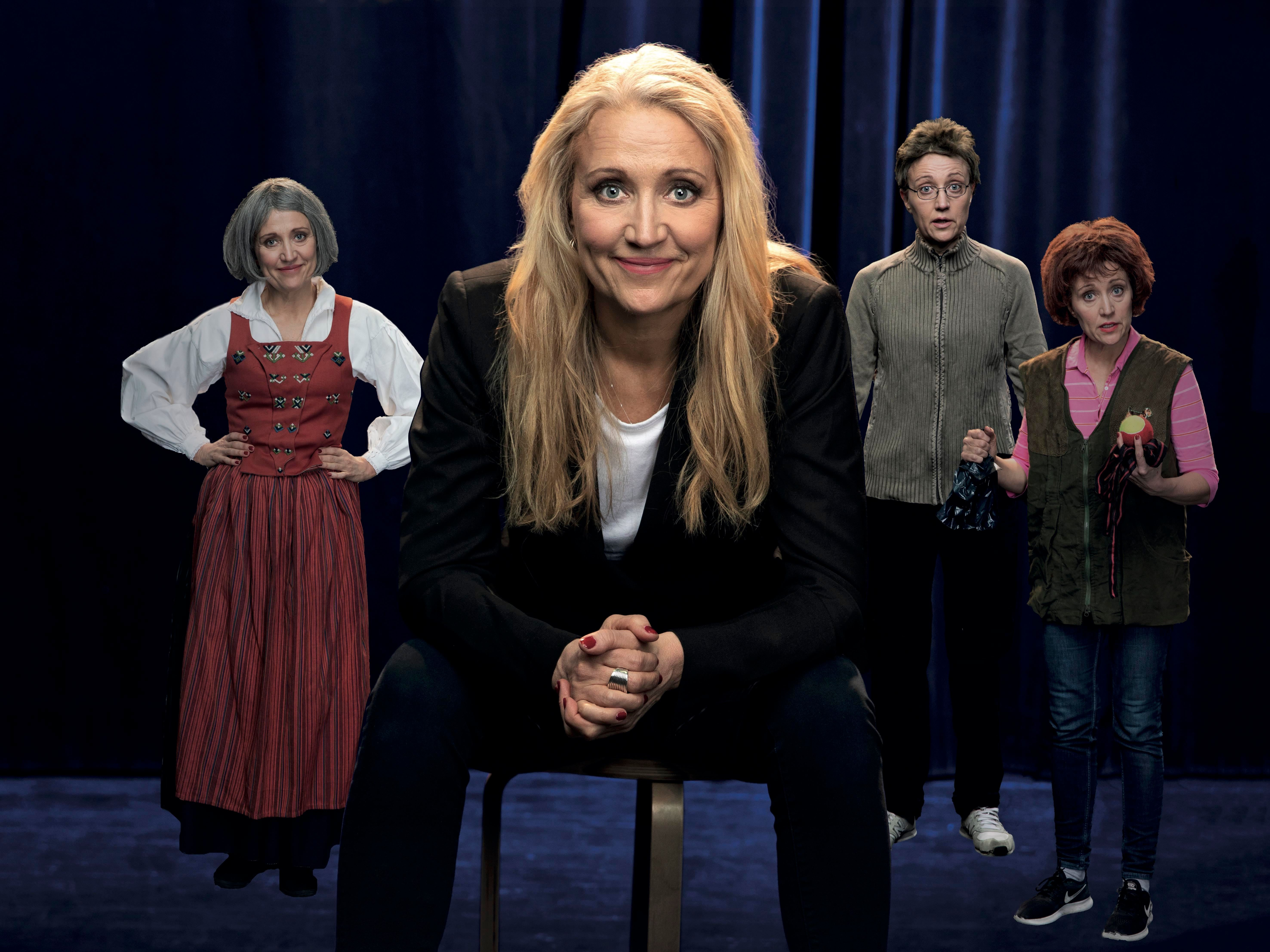 Humor: Klara Zimmergen- Allt kommer bli bra
