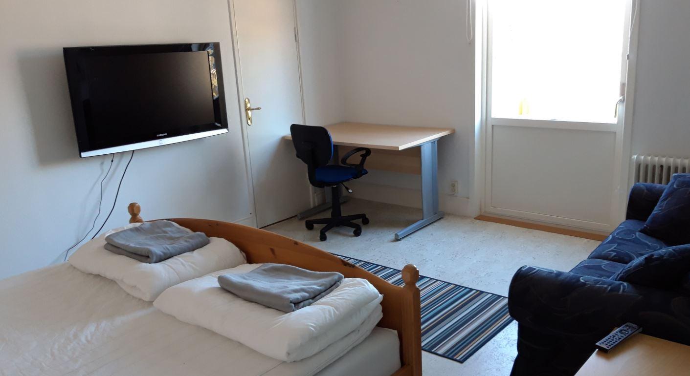 Lägenhet för uthyrning för kortidsboende