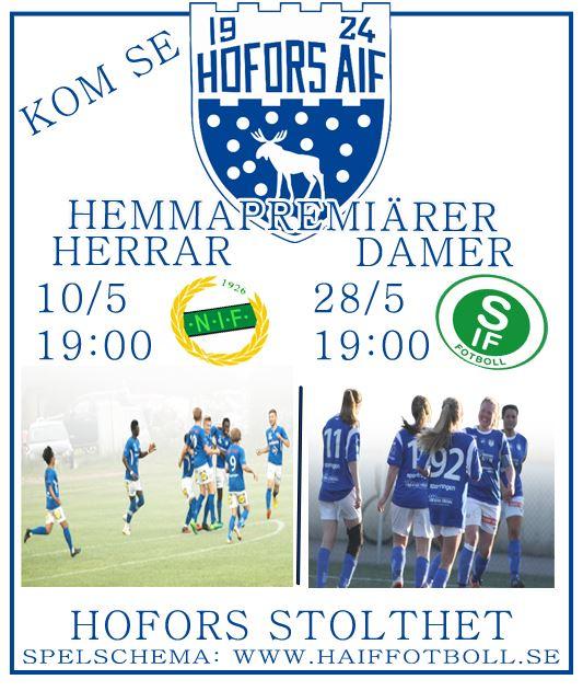 Fotboll Hofors AIF - Norrsundets IF