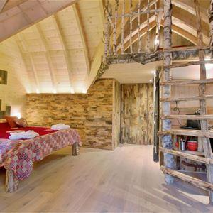 © @Gites de France 65, HPCH125 - La cabane et son jacuzzi