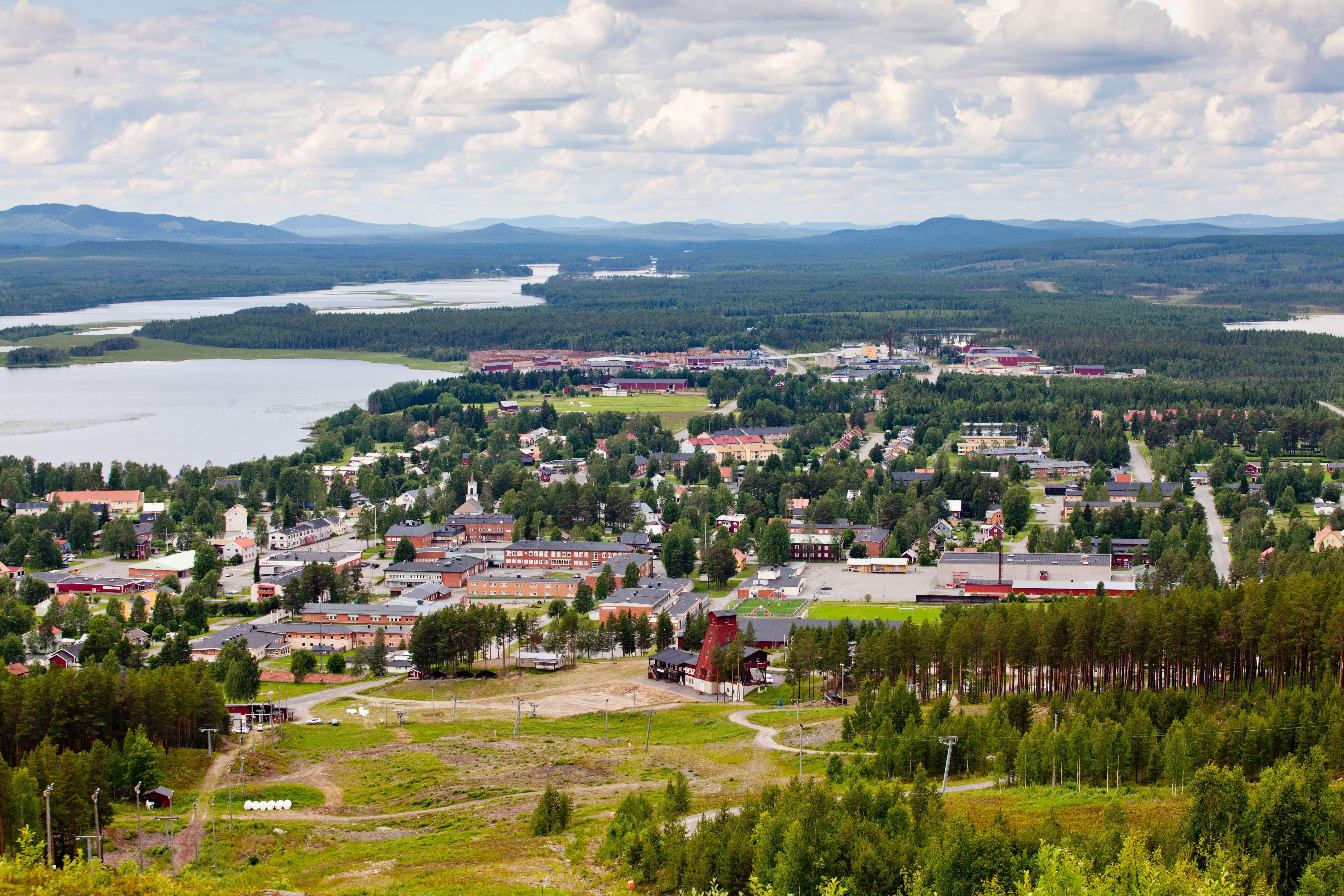 www.ricke.se,  © Malå kommun, 1:maj i Malå