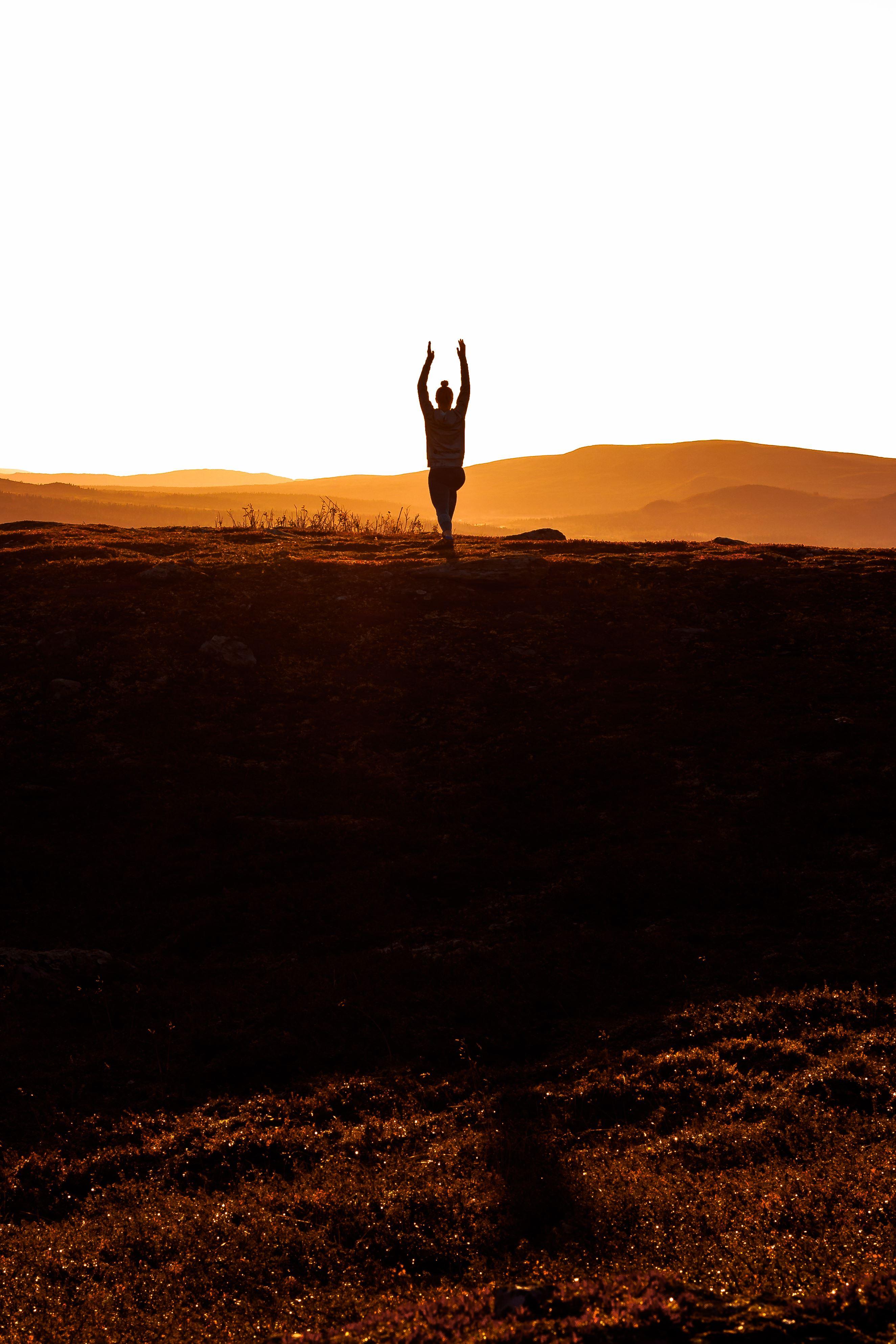 Vandring & Yoga 8-11 augusti