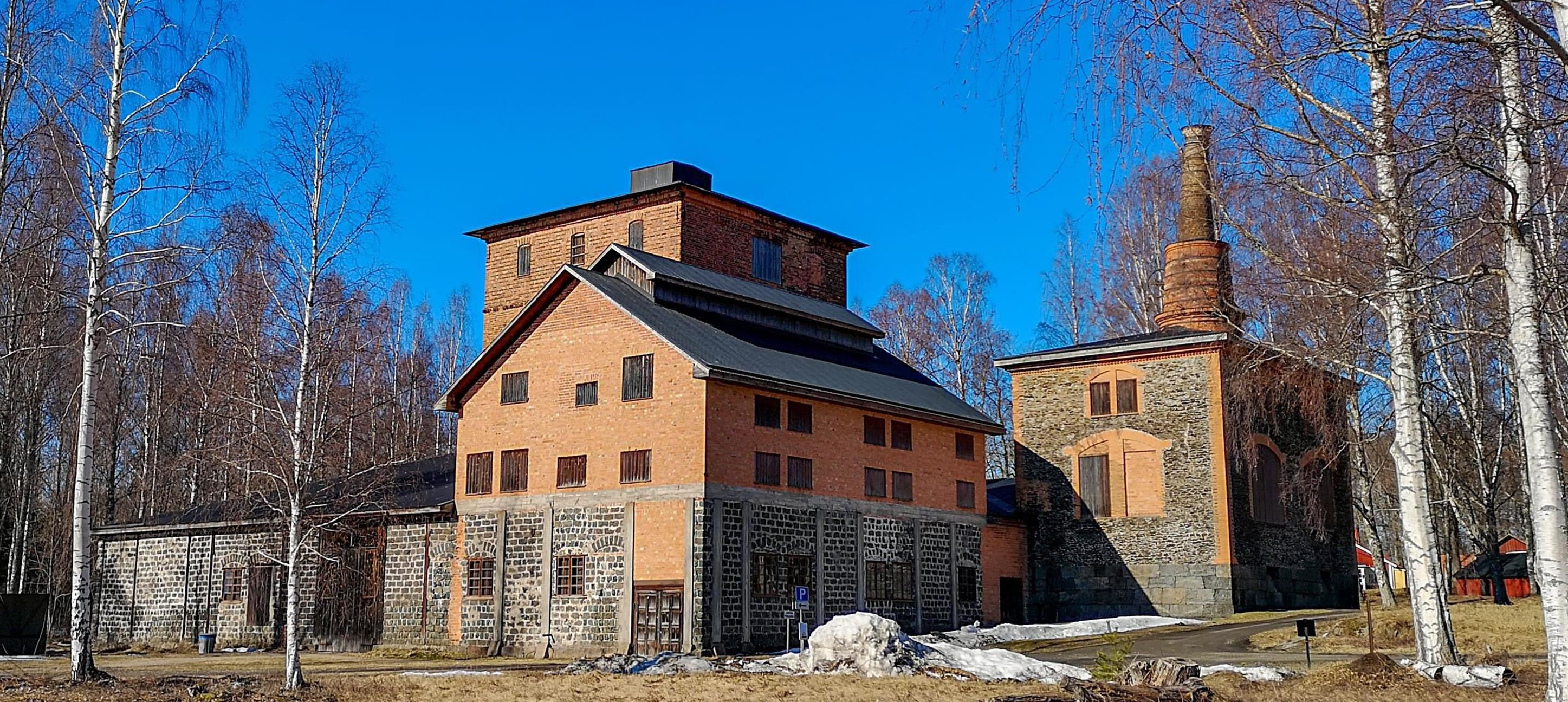 Annika Aja Axlund,  © Annika Aja Axlund, Axmar bruk