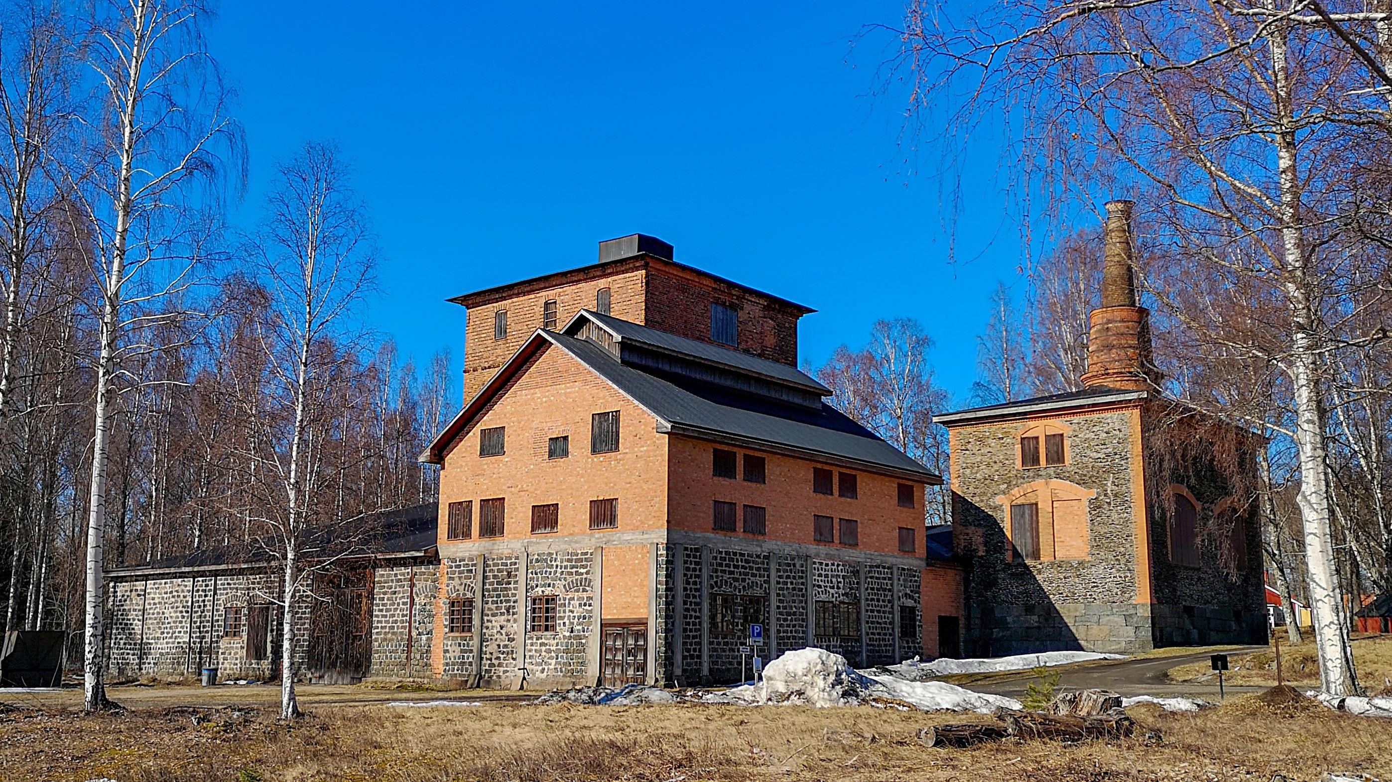 Fyrverkerifritt Valborg i Axmar bruk