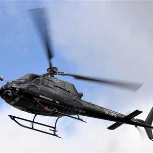 Helikopter rundflygning