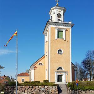 Musik i sommarkväll i Mönsterås kyrka