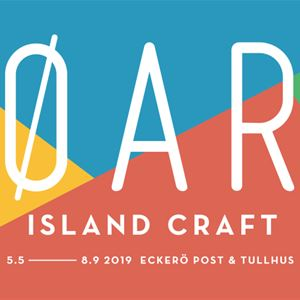 Hantverksutställning: Öar – Island Craft i Eckerö Post & tullhus