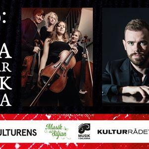 Boda Kammarmusikvecka - Berg, MalvaKvartetten