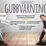 Lennie Norman - Gubbvarning Live