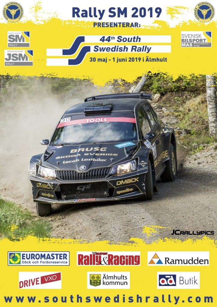South Swedish Rally 2019