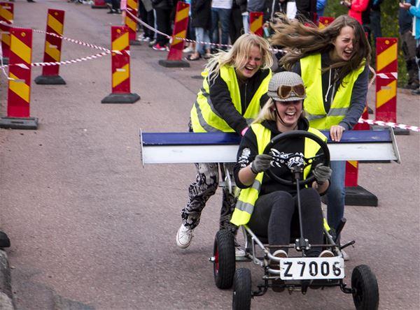 Cecilia Johansson,  © Cecilia Johansson, River Valley Soap box Car Race - Lådbilsrally