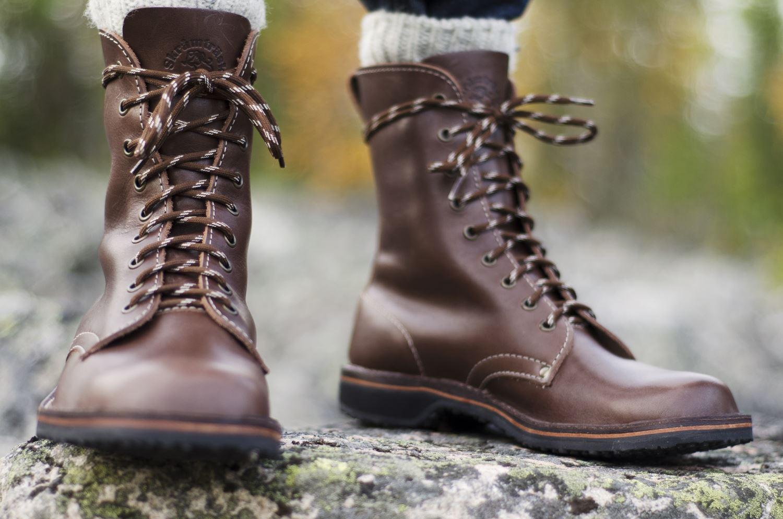 Skråmträsk skor