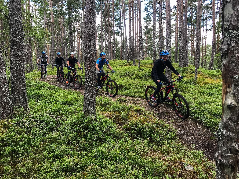 © Outdoor Norway, 3 element med Outdoor Norway