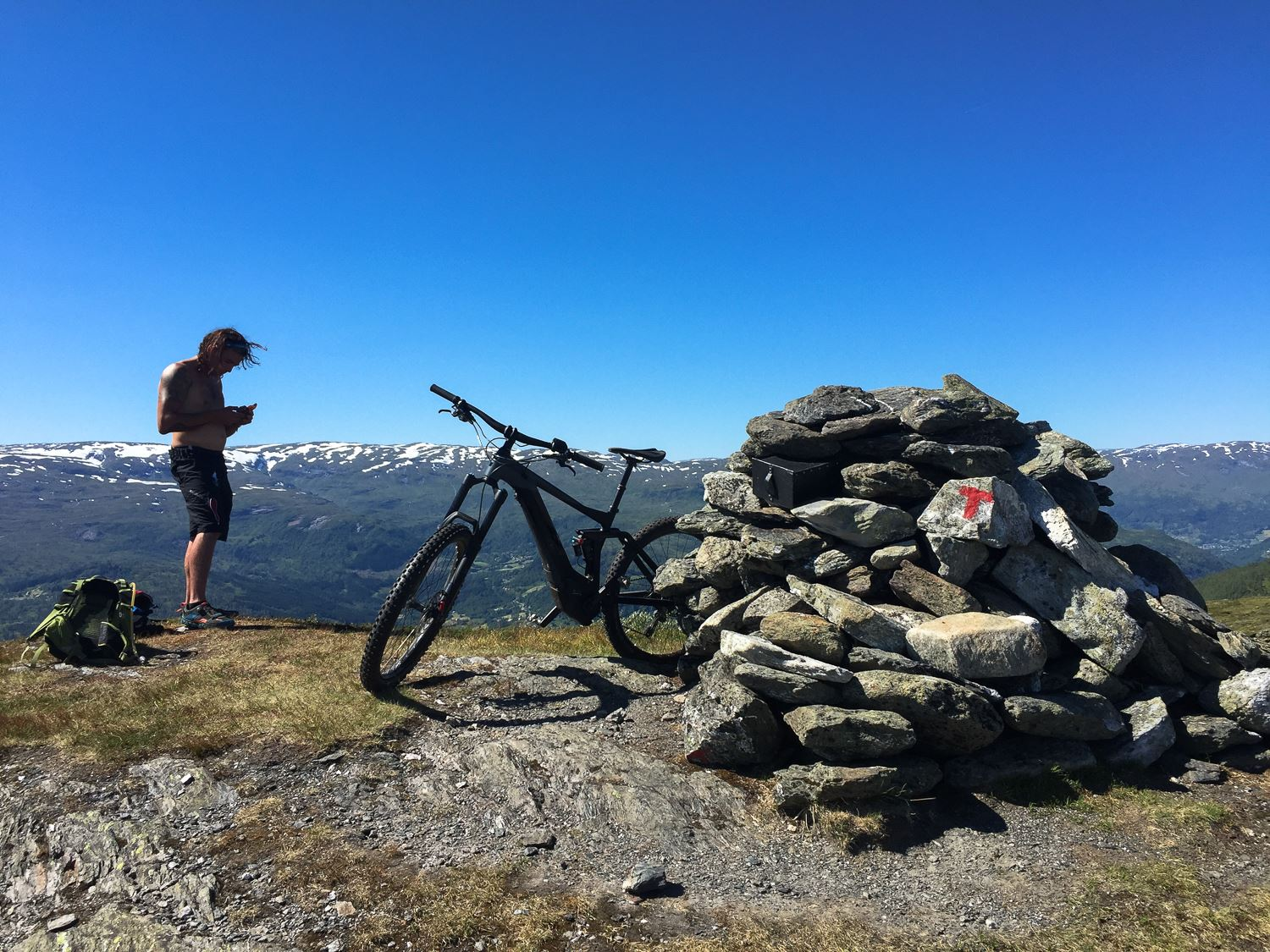 © Outdoor Norway, The Grand Traverse on MTB