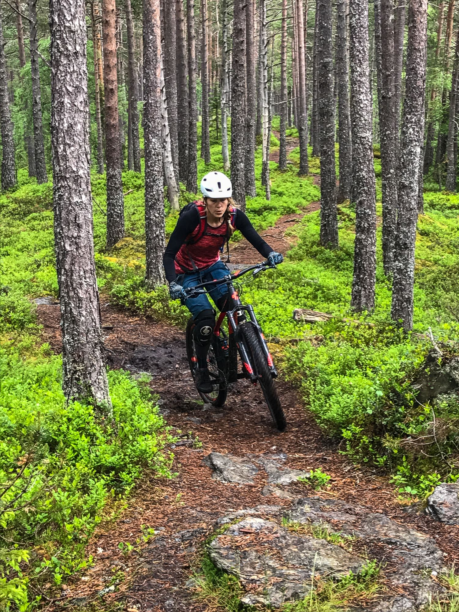 © Outdoor Norway, MTB-tur til Storåsen