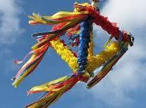 Midsummer celebrations at Släten in Kungsö, Jomala